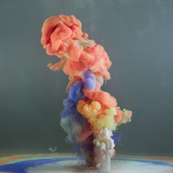 photography, abstract, kim keever, winston wächter fine art seattle, painting in water